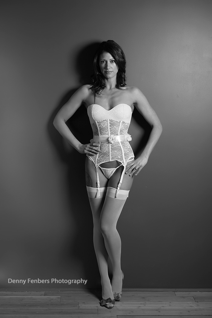 Studio Bridal Boudoir Photography