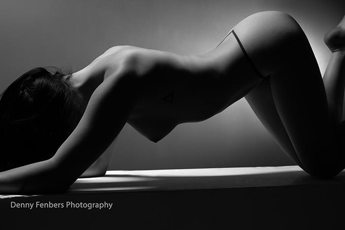 creative artistic nude Denny Fenbers Denver