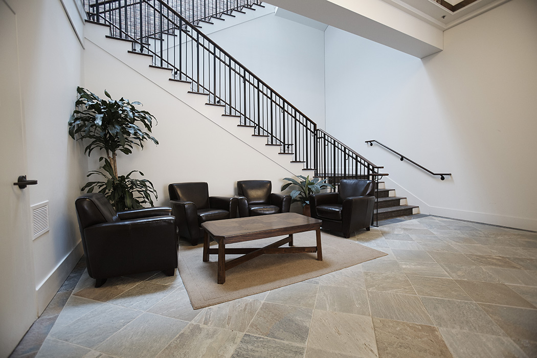 Southlands Lobby