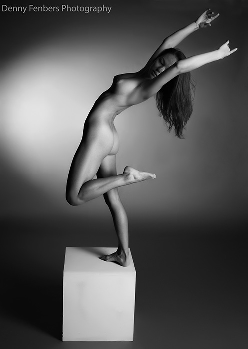 Artistic Nude Figure on Box 2