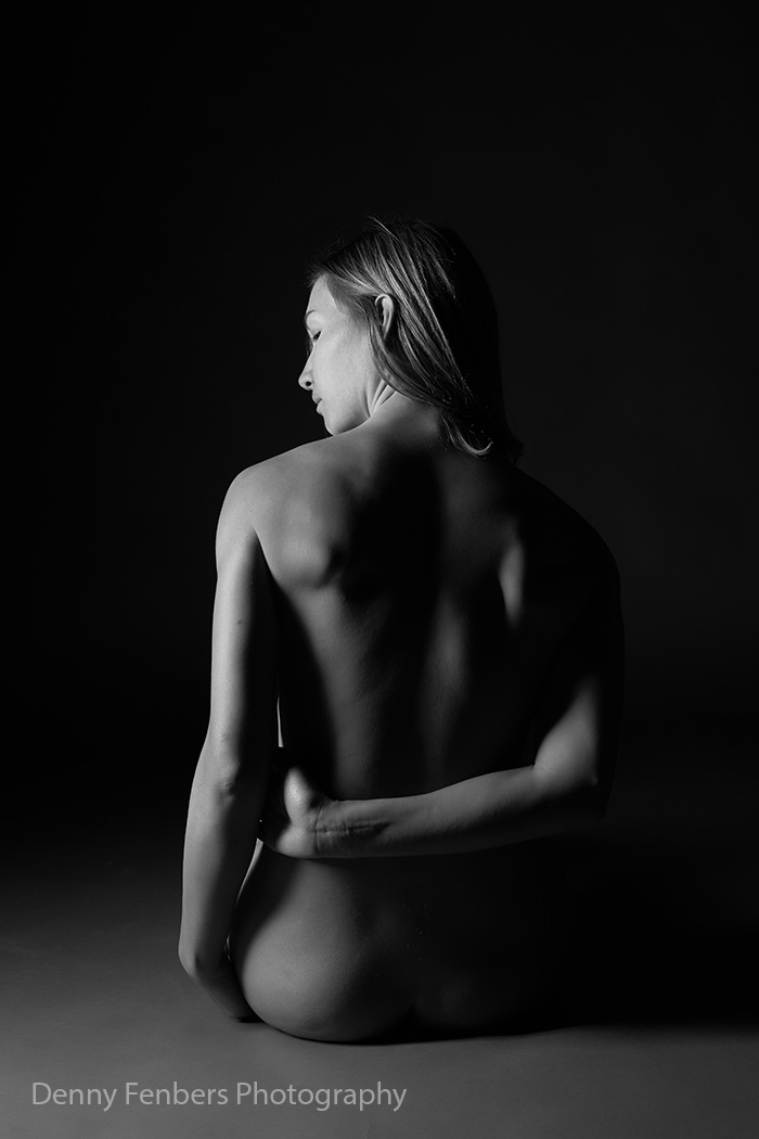 Figure and Shadow - Denver Figure and Boudoir Photography