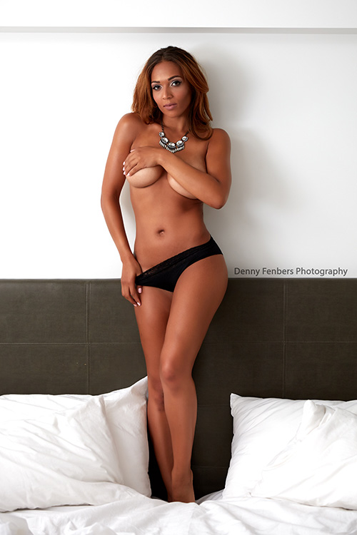 Implied Nude Denver Boudoir