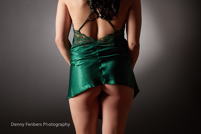 Lingerie Butt Colorado Boudoir Photographer