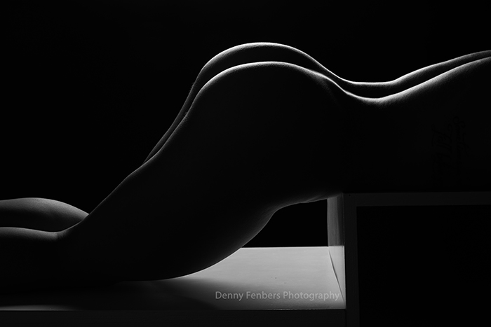 Nude bodyscape Colorado Photography