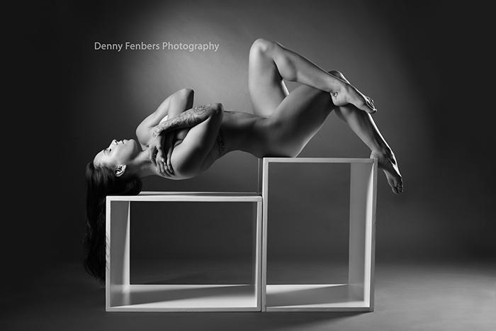 Sexy elegant nude figure and fitness Denver Colorado boudoir