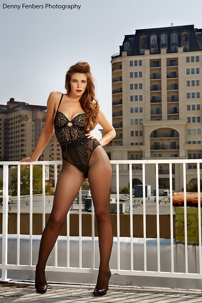 Fashion Boudoir Denver Roof
