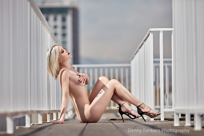 Sexy Photos Denver Roof Nude Outside