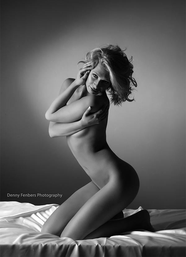 Implied Nude Denver Boudoir