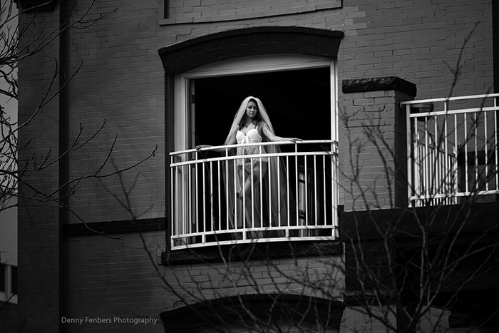 Bridal Balcony